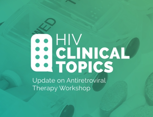 4th edition – Clinical Topics in Antiretroviral Therapy workshop